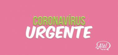 Resumo do Dia 08/05 – Coronavírus